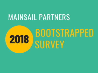 2018 Bootstrapped Survey