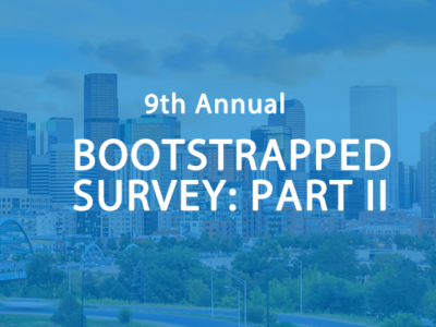 Bootstrapped Survey Part II: The Best Places to Bootstrap