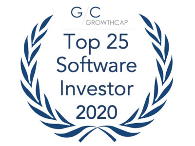 Gavin Turner Named a Top Software Investor by GrowthCap